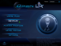 OpenLieroX Screenshot
